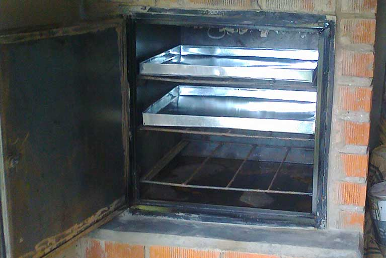 fixed-oven